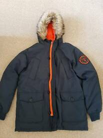 Superdry mens XXL jacket