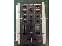 GEMINI PS-121x 2 Channel Professional DJ Mixer
