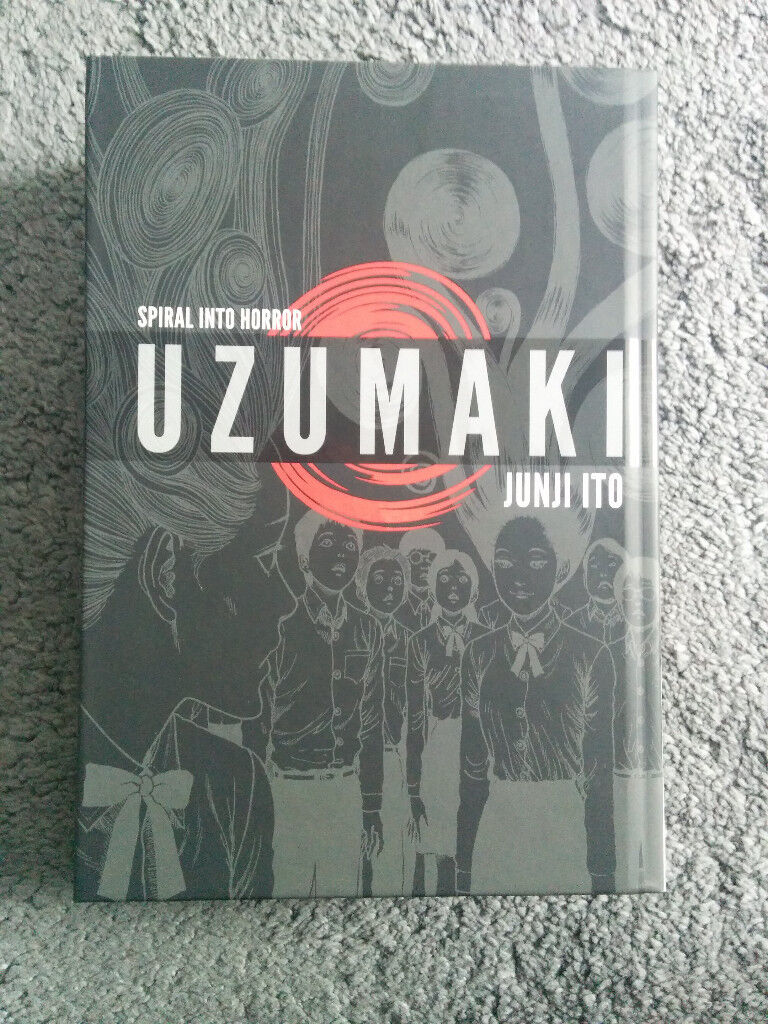 Uzumaki Manga (3 in 1, Deluxe Edition) HardcoverUnreadin Sheffield, South Yorkshire - Like new, Unread. No creased spine etc. From a smoke & pet free home. Cash on collection. Sheffield S2 Buyer collects or i can deliver locally for fuel cost. I am not willing to post ATM. Collection only. Text or Email only. More manga for sale, view...