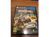 Micro machines World Series for ps4