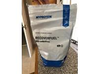MyProtein Strawberry Flavour Recover Fuel whey protein