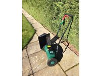 rechargeable lawn mower