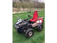 Off road buggy 4x4 atv not quad