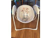 Graco Glider Swing Chair