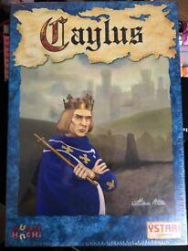 Caylus Board Game