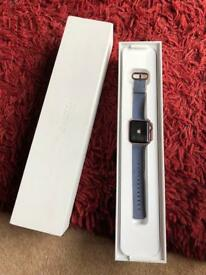 **SOLD** Rose Gold Series 2 iWatch, 38mm. Spotless condition.