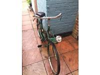 BSA vintage bicycle