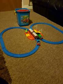 Thomas and Percy bucket set in good working order