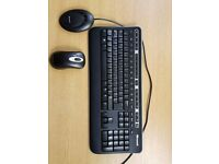Microsoft Media 1000 (Model 1356) Wireless Mouse/Keyboard