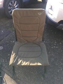 Fox warrior carp chair