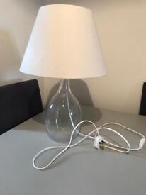 large ikea lamp