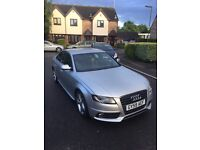 Audi A4 1.8 Sline 59plate For sale or Swap
