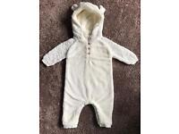 Brands never used next baby suit to fit 3/6months, RRP£25