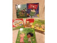 Julia Donaldson and Charlie and Lola Books