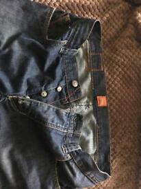 Hugo Boss Jeans Orange