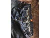 Hugo Boss Jeans Orange