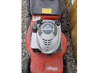 Non running mower for spares or repair