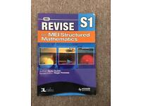 OCR MEI Statistics 1 revision guide