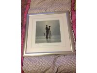 Jack Vettriano Dance Me To The End of Love Framed Art Print Excellent Condition