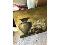 Free large canvas