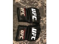 Official ufc grappling gloves and everlast boxing gloves