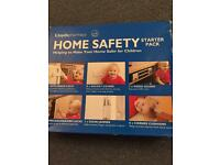 2x New box child home safety kit