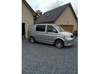 WANTED VW TRANSPORTER t5 2011 on wards