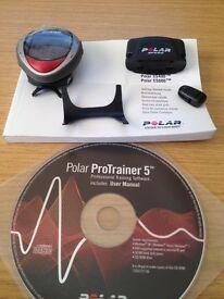 Polar CS400 Cycle Computer