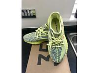 Adidas Yeezy boost frozen yellow 8.5 uk