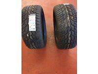 285/45/19 hankook tyres