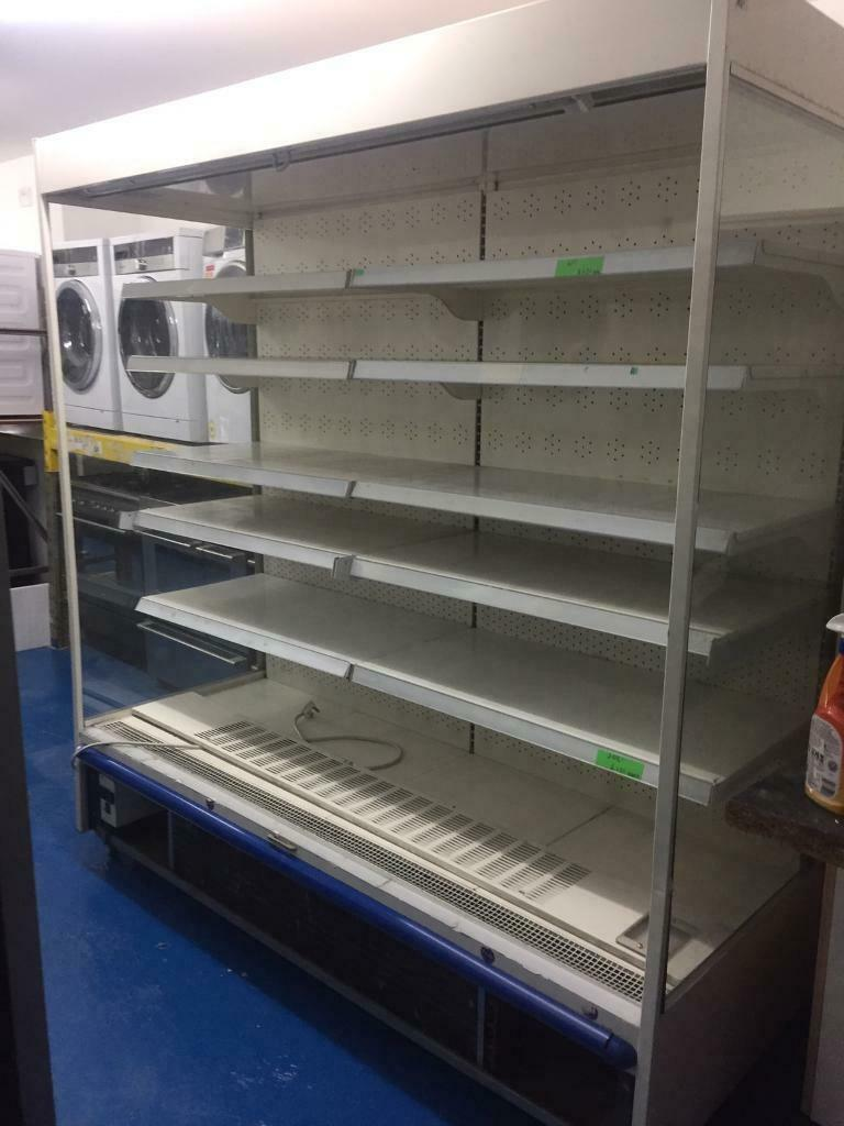 Large white good looking frost free chiller/drink cooler for shops | in  Ward End, West Midlands | Gumtree