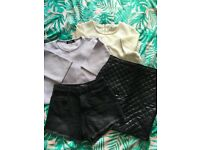 Clothing Bundle - size 6-8 NEW LOOK, MISSGUIDED, NEW LOOK. NEEDS TO GO!