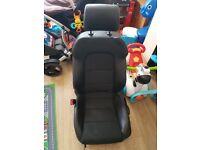 Audi a3 s line front seats