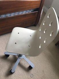 Childs swivel chair