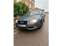 Audi a6 2.7tdi manual