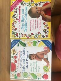 Annabelle Karmel New Baby and Toddler Meal planner