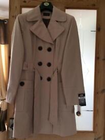 Size 12 coat BNWT