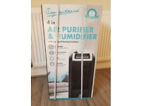 NEW 4 in 1 air purifier & humidifier