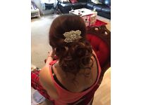 Bridal/wedding hair clip