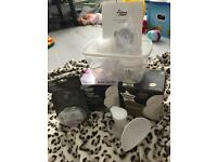 BRAND NEW! TT breast pump&more