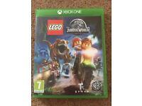 Lego Jurassic Park Xbox One