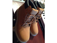 Brand new Timberlands size 7