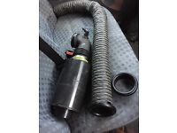 Carbon air filter for Renault Clio 172/182