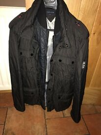 Men's Tommy Hilfiger coat size XL, as new. Was £200 selling for £70 Ono