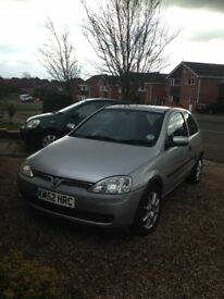 Vauxhall Corsa quick sale wanted