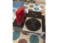 Nintendo Wii with DJ hero and lots of extras