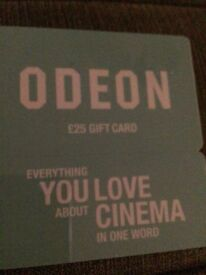 Odeon voucher
