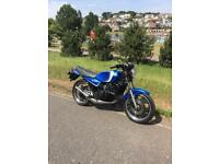 Yamaha rd 250 lc 1981 12 months mot matching numbers not rd350lc
