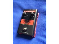 "VOCAL REVERB PEDAL - TC Helicon ""Voicetone R1"""