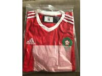 BRAND NEW Morocco World Cup 2018/2019 Football T-shirt jersey